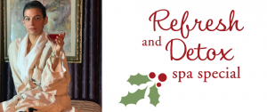 Relax and Detox Spa Special