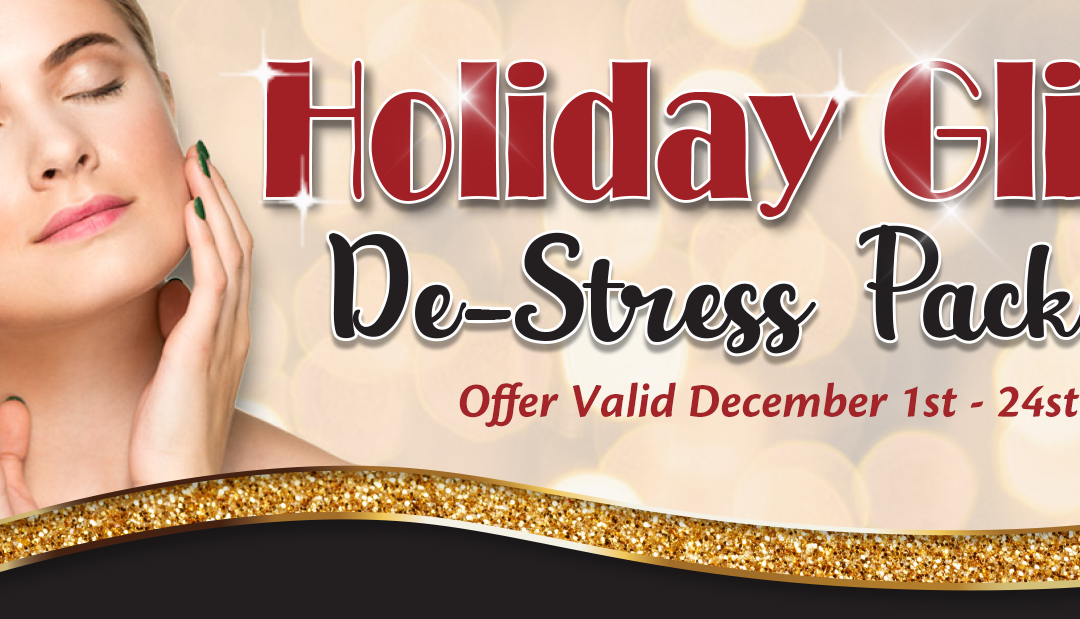 Our 3 in 1 Holiday Stress Buster